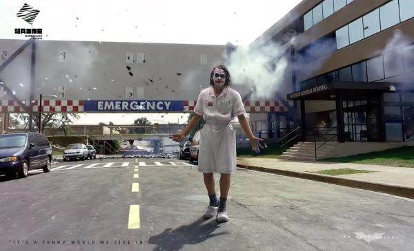 【Pre order】Hurricane Studio DC Heath Ledger Joker Nurse Style Resin Statue Deposit
