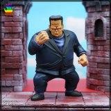 【Pre order】JacksDo Dragon Ball Z Red Ribbon Army Member Vol.4 General White & Android 8 Resin Statue Deposit
