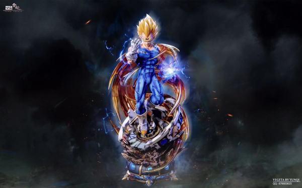 【Pre order】YUNQI CREATE  Dragon Ball Z Super Vegeta 1:6 Scale Resin Statue Deposit